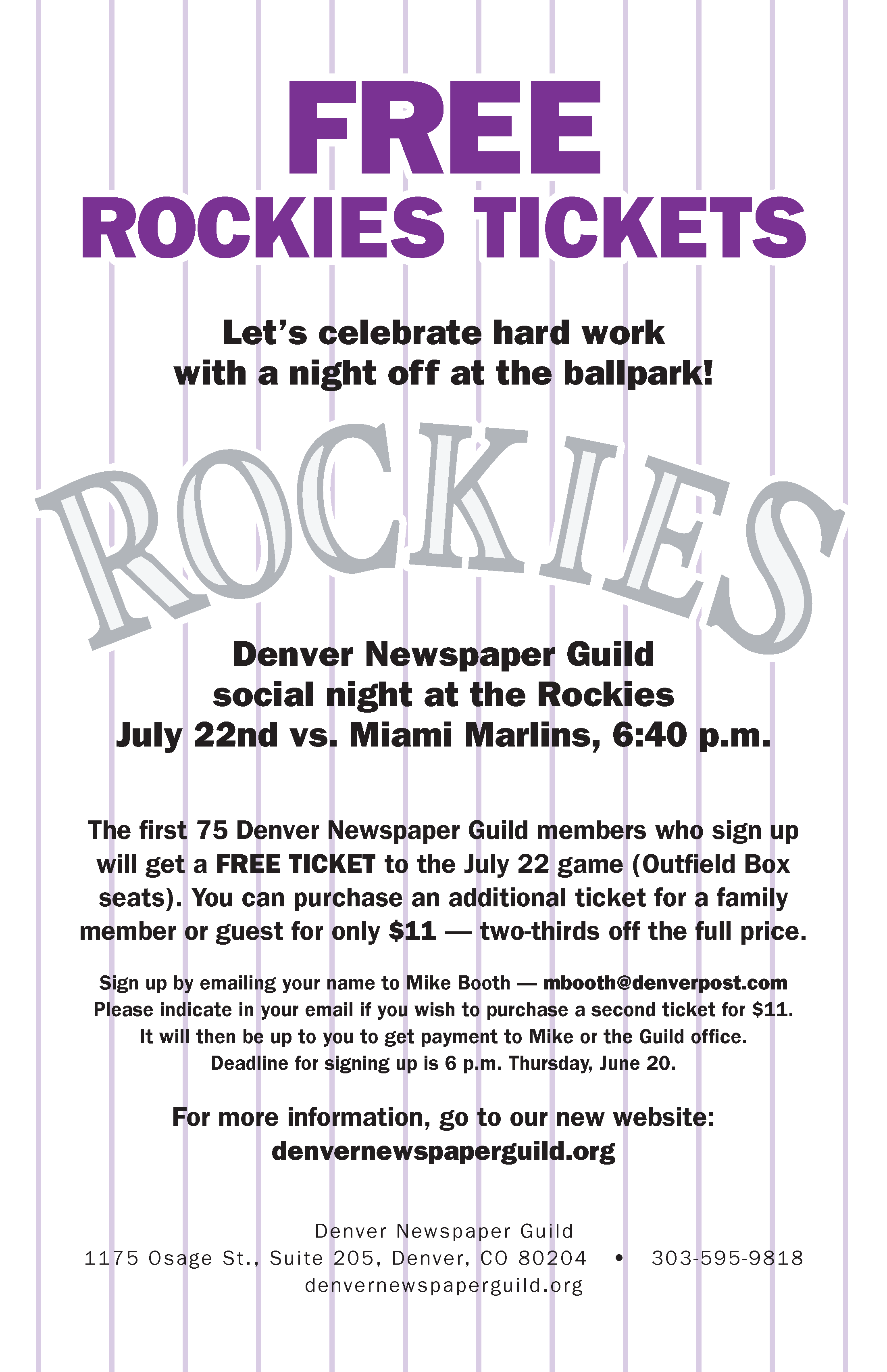 Rockies_Game_Poster